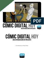 Cómic Digital Hoy. Una Introducción en Presente - Pepo Pérez (Coord.)