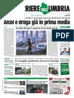 La rassegna stampa dell'Umbria e nazionale di sabato 29 dicembre 2018