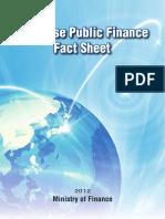 Fact Sheet 2012