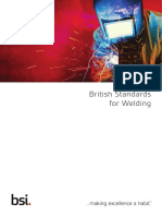 British Standards for Welding