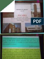 Dernier Cours de Theorie de Projet 3eme Année (s6) Les Facades