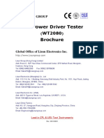 LED Power Driver Tester