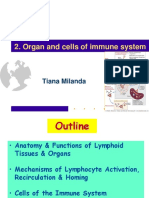 2. Cell and Organ of Immune System