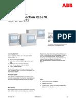 1MRG002872 D en SE - SEP673 Busbar Protection REB670