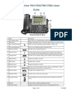 Cisco 7961 User Guide