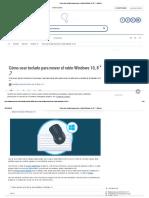 Cómo Usar Teclado Para Mover El Ratón Windows 10, 8 ,7 - Solvetic