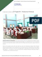 Pelatihan Dokter Kecil Tingkat SD – Puskesmas II Sokaraja _ Pemerintah Kabupaten Banyumas