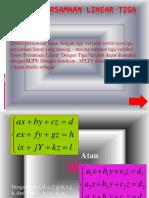 67260386-Sistem-Persamaan-Linear-Tiga-Variabel.pptx