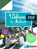 Welcome to Malmö