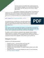 Delegati, koristenje delegata, interfejs.docx