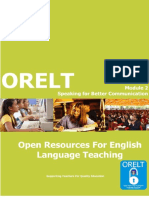 Oral Comm for ELT Teachers