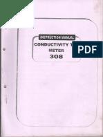 Conductivity Tds Meter - 308