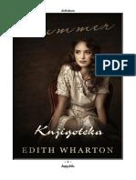 Edith Wharton - Ljeto