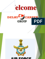 Air Force Exam Coaching Chandigarh