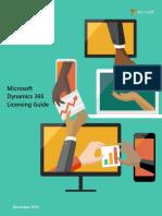 Dynamics 365 Licensing Guide_Dec 2018