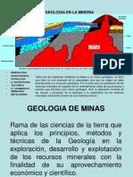 Geologia de Minas-2018