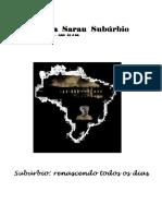 Revista Sarau Subúrbio ed #06 - setembro 2018