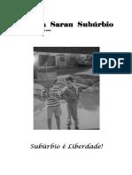 Revista Sarau Subúrbio ed #04 - julho 2018