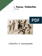 Revista Sarau Subúrbio ed #02 - maio 2018