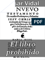El Libro Vespertino Prohibido - Cesar Pidal