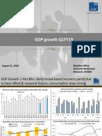 GDP Aug 18