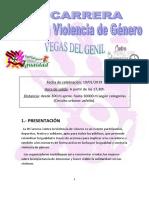 Reglamento Carrera Vegas Del Genil -Purchil