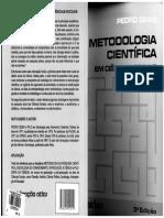 Metodologia Científica Em Ciencias Sociais