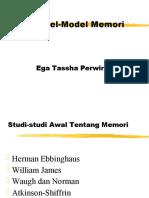 Model Model Memori