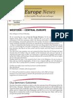 Pfi Europe Newsletter August 2010