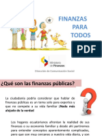 Finanzas Para Todoss
