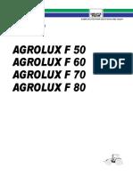 AGROLUX F50-F60-F70-F80