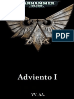 Adviento I Warhammer 40.000 - Dan Abnett