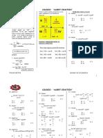 Trigonometria Angulos Cuadrantales Segundo de Secundaria