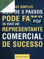 O Guia Definitivo Do Representante Comercial de Sucesso - Oficial