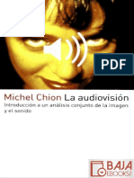 La Audiovision - Michel Chion