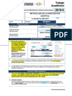 Metodología de La Investigación Científica Fta 2018 2 m1