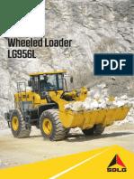 SDLG LG956L Wheeled Loader