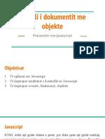 Leksion Javascript