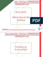 Salud Sexual Hombre Guia Rapida Diapositivas