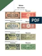 Billetes y Monedas de Venezuela.doc
