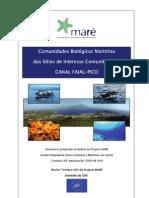 Comunidades Biológicas Marinhas dos Sítios de Interesse Comunitário do Canal Faial - Pico