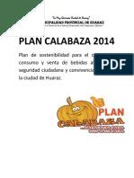Plan Calabaza 2014