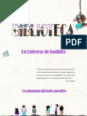 Estructura Del Texto Narrativo Cuentos Agustín De Hipona