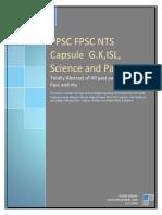PPSC NTS FPSC CSS G.K Capsule Book.pdf