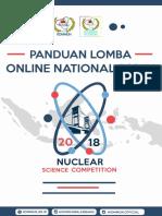 Panduan Lomba Essay NSC 2018