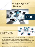 Network Topology Devices