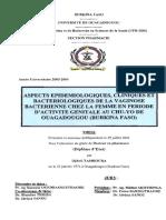Diagnostic Bacteriologique
