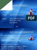 Grupo 10 - Garantias, Infracciones y Sanciones
