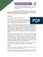 Recomendaciones internacionales en procesos de accesos vasculares guiados por ecografía