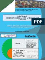 Presentacion de La Educacion a Distancia UCLA